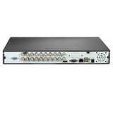 16 Channel Real-Time DVR Security System with 2TB HDD & 16 700TVL