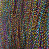 100Pcs Twisted Holographic Tinsel Fly Tying Crystal Flash Material Fishing Tackle Lure Jig Hook Lines Feather Accessories - HuntPost Marketplace