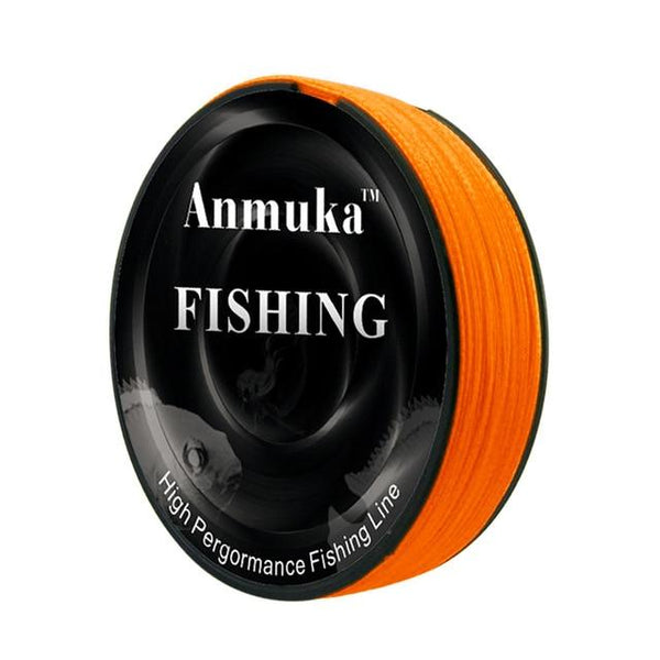 PE 4 Braided Zero Stretch 100m Fishing Line Abrasion Resistant Sensitive line number 0.4/2.0 - HuntPost Marketplace