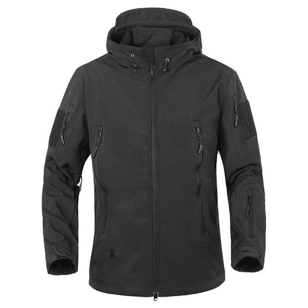 Fishing Clothing Soft Shell Lurker Shark Jacket Outdoor Windproof Angler Jacket  for Men and Women - HuntPost Marketplace