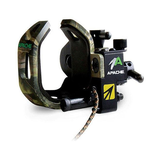 Apache landing arrow Black/ camouflage Apache original landing and falling bow arrow rest tool buckle archery accessories - HuntPost Marketplace