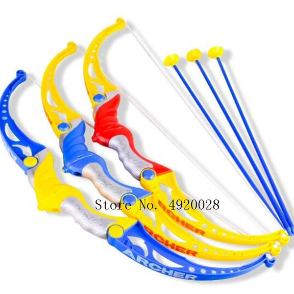 High quality children archery bows and arrows set safe shooting hunting outdoor games garden park fun children toys 2020 new - HuntPost Marketplace