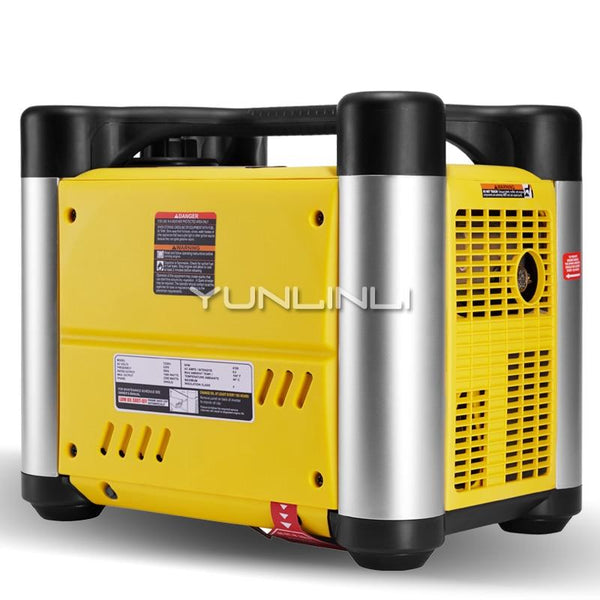Gasoline Generator 2KW220V Home RV Outdoor Small Digital Inverter Portable Multi-purpose Ultra-quiet Generator 72301i - HuntPost Marketplace