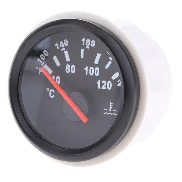 Boat Marine Electric Water Temperature Temp Gauge Meter 52mm 9-32V - HuntPost Marketplace