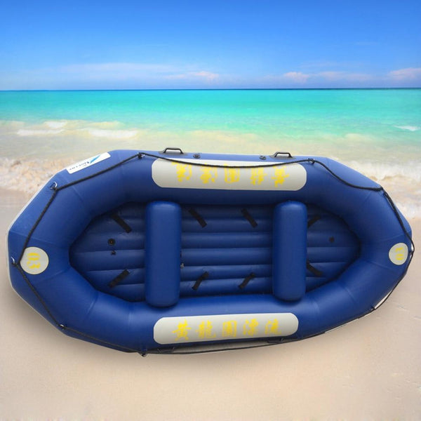 Free Sea Shipping 360cm Goethe 1.2mm PVC Self-bailing Inflatable Whitewater River Rafts - HuntPost Marketplace