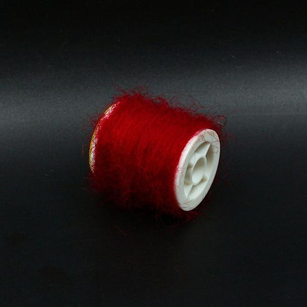 Royal Sissi 10 optional colors leech mohair yarn long angora hair twisted fly tying yarn caddis hairy nymph body tying materials - HuntPost Marketplace