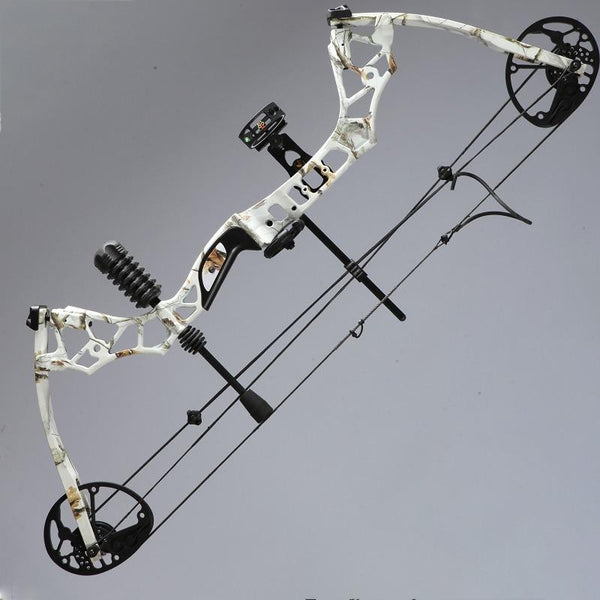 35lbs-65lbs Adjustable Archery Compound Bow Hunting Compound Bows - HuntPost Marketplace