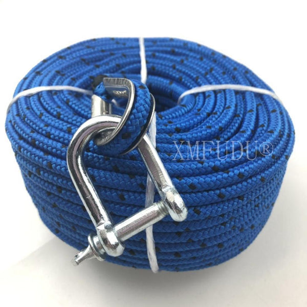 "Marine Boat Suitable  TRAC Premium Anchor Rope for all electric winches 100'(30m) x 3/16""  (5mm) - HuntPost Marketplace"