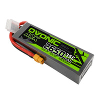 Load image into Gallery viewer, Ovonic ARK 2650mah 6S 22.2V 35C Lipo Battery Pack with XT60 Plug for Airplane&Heli - Ampow