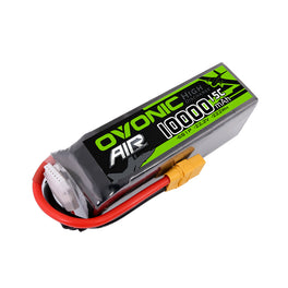 Ovonic 22.2V 10000mAh 6S 15C LiPo Battery for UAV Multirotors Drone - XT90 Plug - Ampow