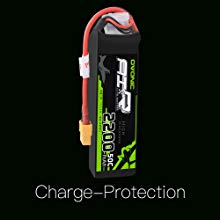 Ovonic 2200mah 3s 50c - Charge Notice
