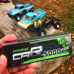 rc truck batteries
