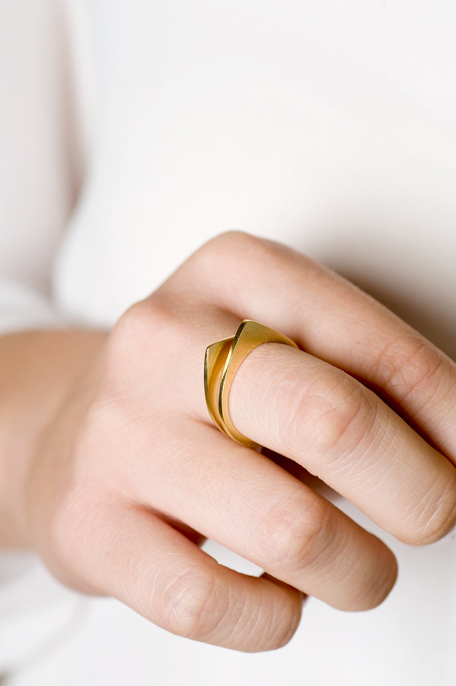 Stacking ring, Triangle statement