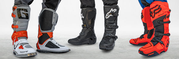 Different Motorcycle Boot Styles