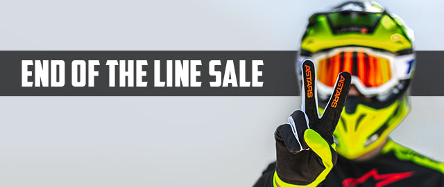 END OF THE LINE SALE