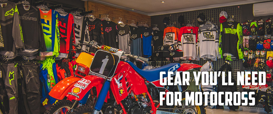 Gear You'll Need for Motocross, Ranked