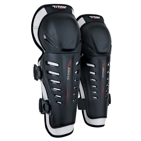 Fox Titan Race Knee/Shin Guard Youth