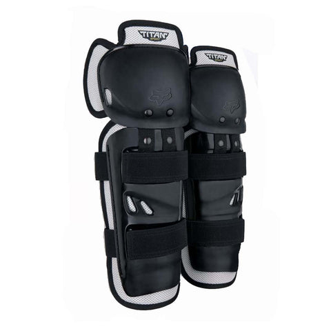 Fox Titan Sport Knee/Shin Guard Youth