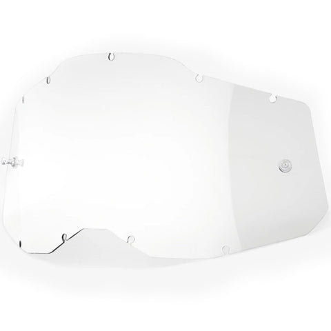 New 100% Youth Gen 2 Racecraft/Accuri/Strata Replacement Lenses