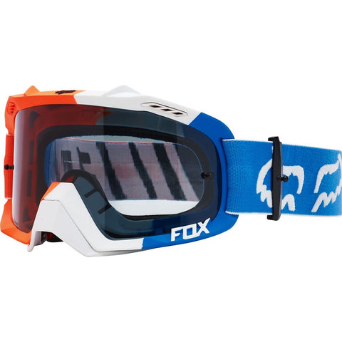 Fox Air Defence Creo Goggles Orange  (Mirror Lens)