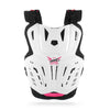 Leatt Womens Chest Protector 4.5 Jacki (Pink/White)