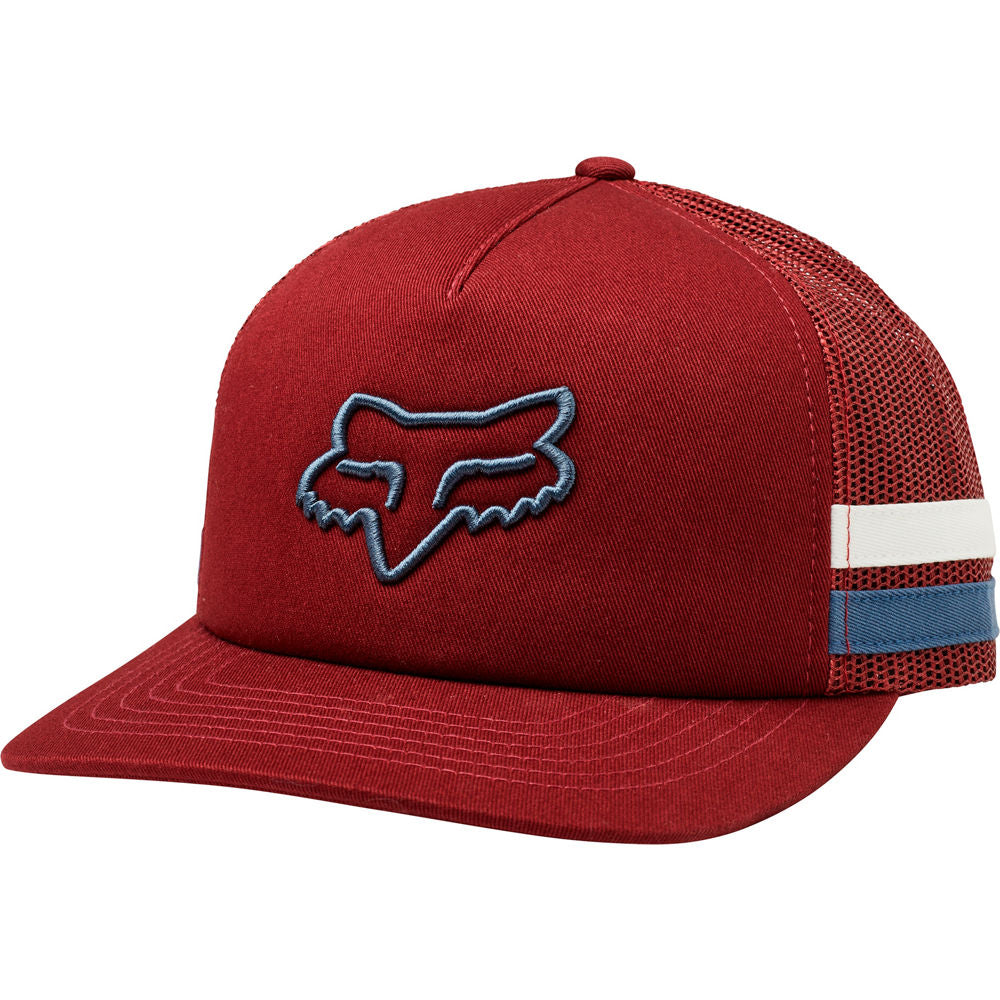 Fox Head Trik Trucker Cap (Bordeaux)