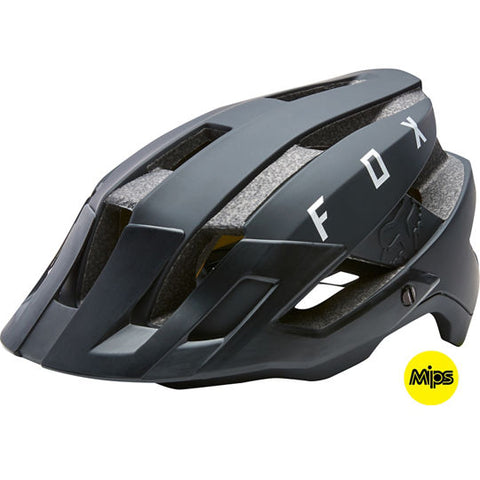 Fox MTB Flux Helmet  with MIPS Tech- Black/White