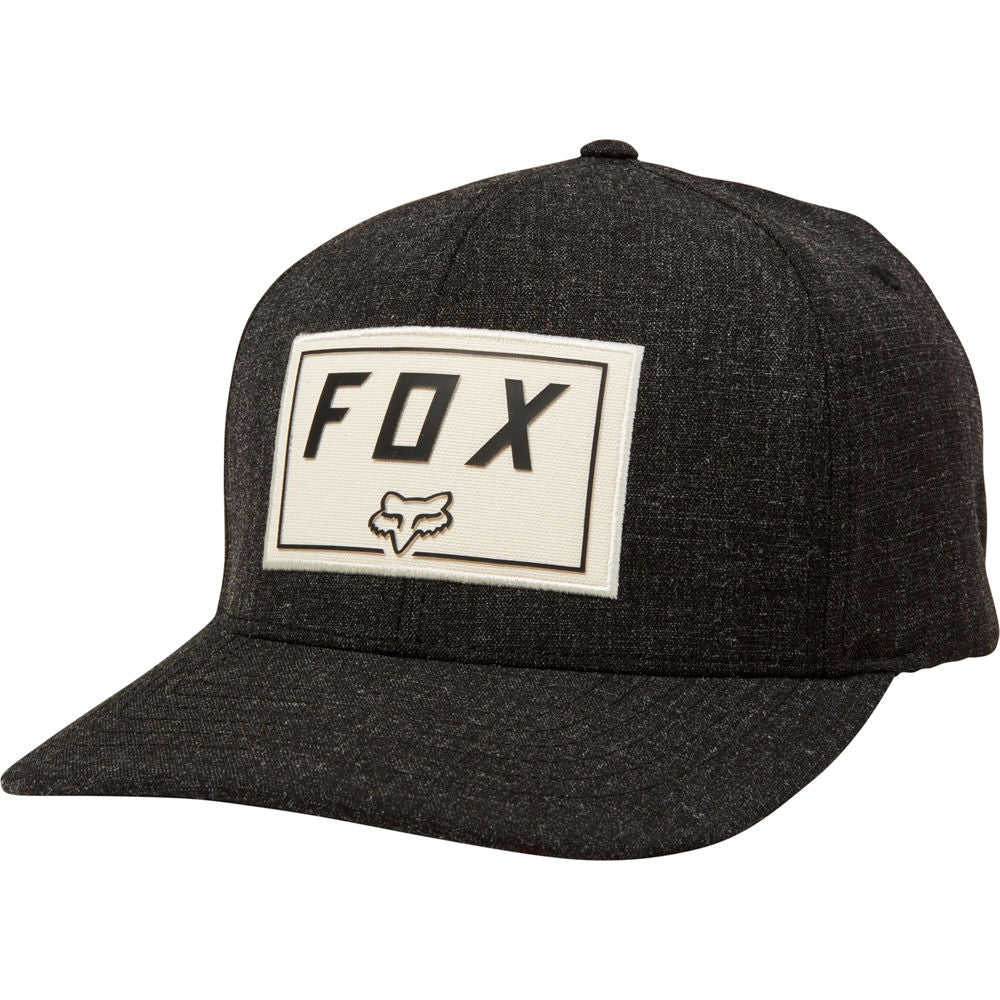 Fox Trace Flexfit Cap (Black)