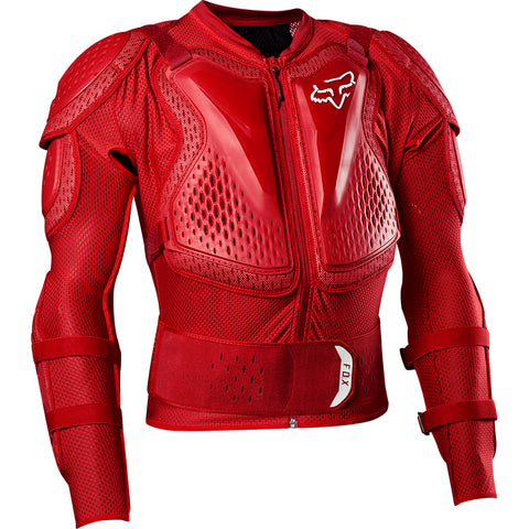 MX20 Fox Titan Sport Jacket (Flame Red)