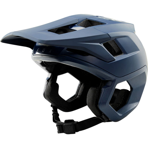 Fox MTB 20 Dropframe Pro Helmet with MIPS Tech (Navy)