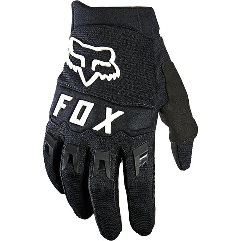 MX21 Fox Youth Dirtpaw Gloves (Black)