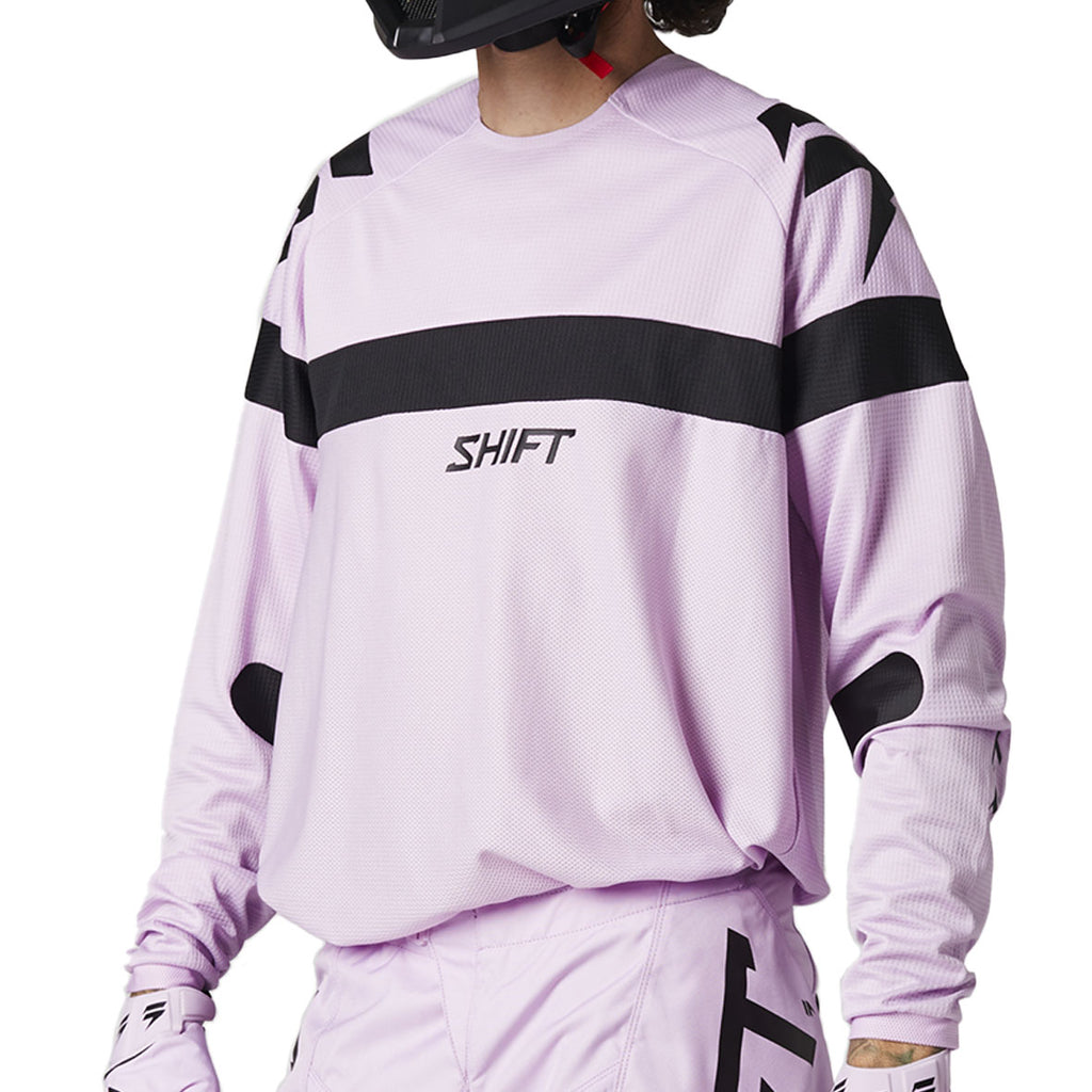 MX21 Shift Whit3 Label Void Jersey (Pink)