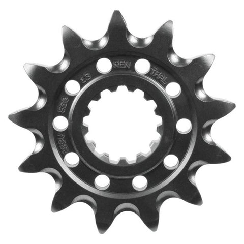 289U-520-13GP Renthal 13-Tooth Ultralight Front Sprocket - Kawasaki/Yamaha
