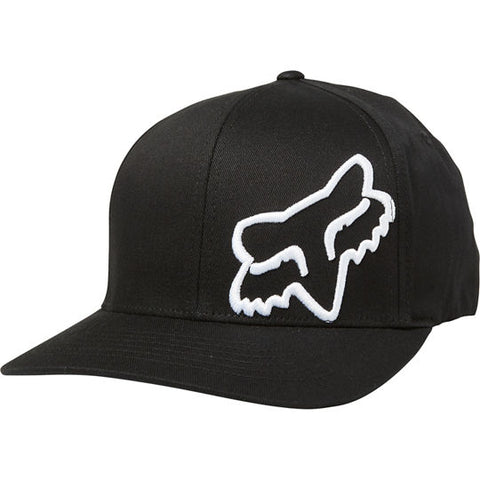 Fox Flex 45 Flexfit Cap (Black/White)