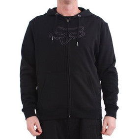 Fox Konstant Zip Hoody (Black)