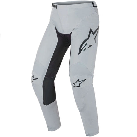 MX21 Alpinestars Racer Supermatic Pants (Light Grey/Black)