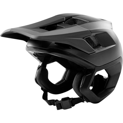 Fox MTB Dropframe Helmet (Black)