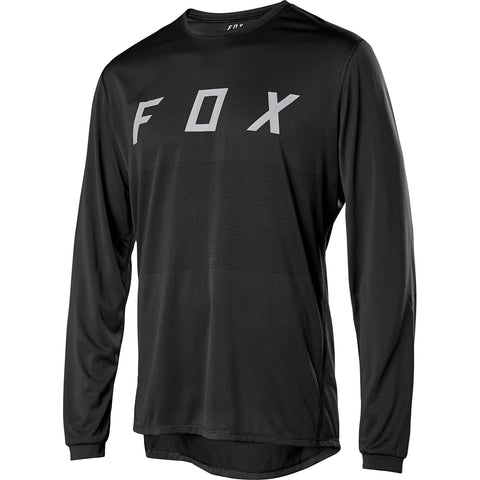 MTB Fox Ranger LS Fox Jersey (Black)