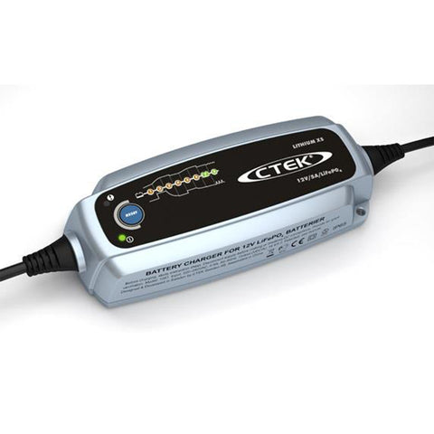 CTEK Lithium XS 12V 5.0A LiFePo4 Battery charger