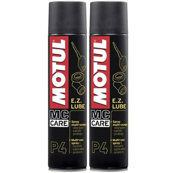 *Multi-Pack* 2 x Motul E.Z. Lube (400ml)