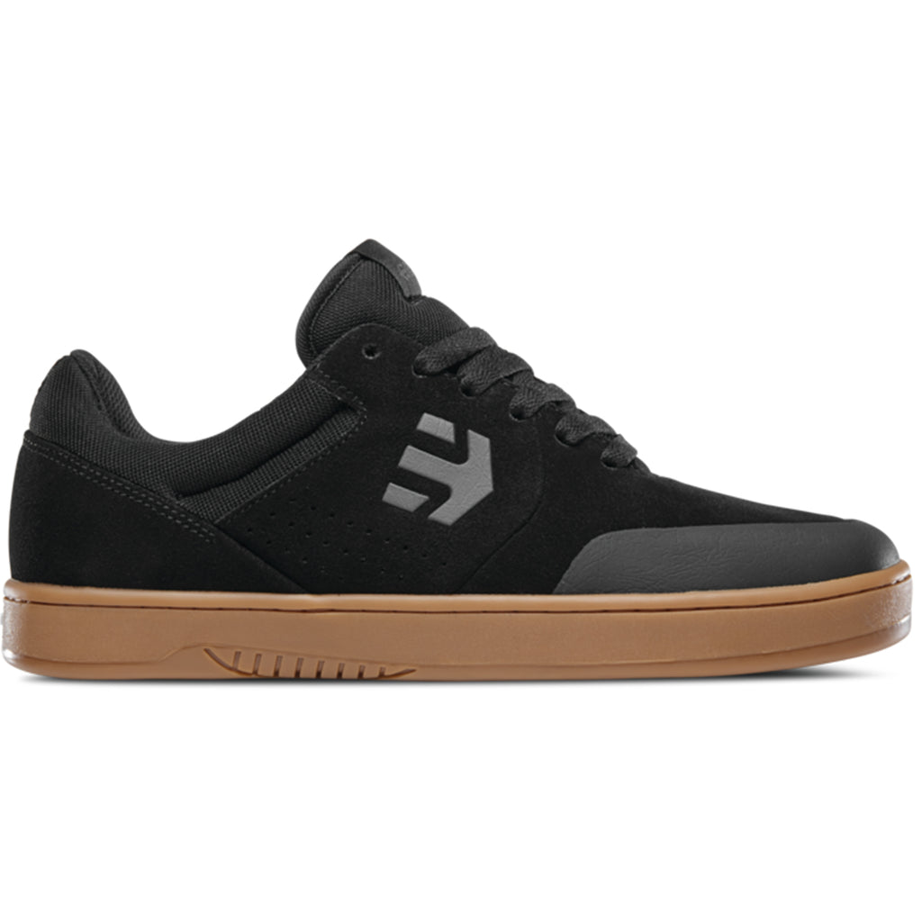 Etnies Marana Michelin Casual Shoes (Black/Dark Grey/Gum)