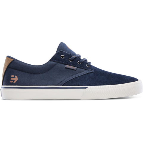 Etnies Jameson Vulc Casual Shoes (Navy/Silver)