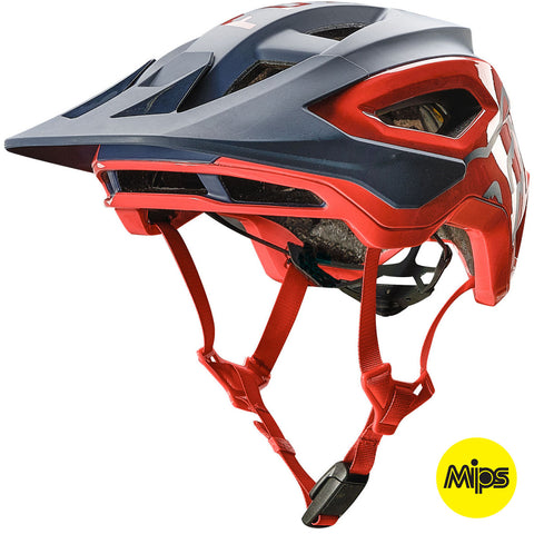 Fox MTB 20 Speedframe Pro with MIPS Tech - Navy