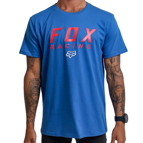 Fox Race Tee (Royal Blue)