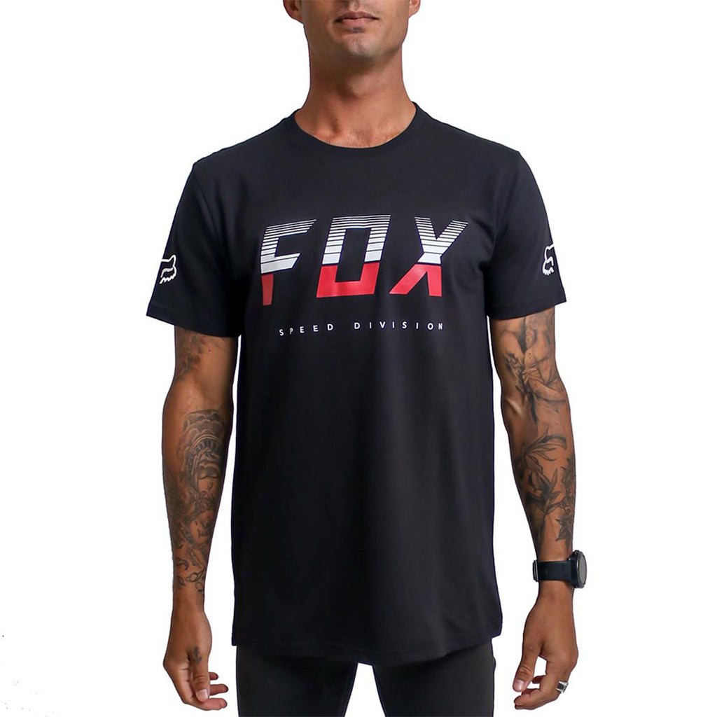 Fox End of The Line Tee (Black)