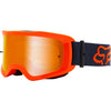 MX21 Fox Main II Stray Goggles - Fluo Orange (Gold Spark Lens)