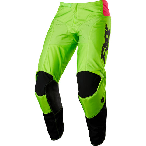 Fox Youth 180 Venin SE Pant (Black/Fluo Green/Fluo Pink)