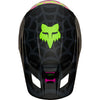 Fox Youth V1 Venin SE Helmet (Black/Fluo Green/Fluo Pink)