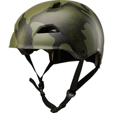 Fox MTB Flight Camo Helmet - Camo