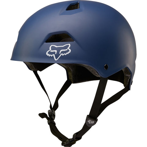 Fox MTB Flight Sport Helmet - Slate Blue